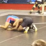 Results from Wednesday night's wrestling tri-meet…