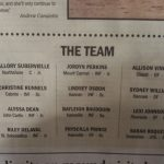 All Metro Softball team announced