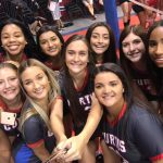 Patriot volleyball team comes through with HUGE comeback win!!