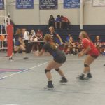 Lady Patriots sweep Aquinas; advance in playoffs