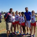 Girls Cross Country team finishes 8th at state in 5A!