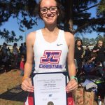 Congratulations to Alli Despaux…Academic All State Cross Country Runner!
