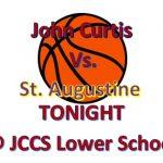 Basketball live stream TONIGHT vs. St. Augustine!