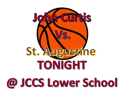 Basketball live stream TONIGHT vs. St. Augustine!