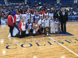 2018 Girls Basketball State Championship Gallery