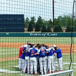 Baseball team with a great showing in National Tournament in North Carolina