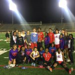 Boys and Girls track teams sweep District 9-5A Championships!