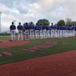 Patriot baseball and softball teams at the halfway point of their seasons