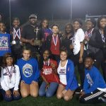 Girls/Boys SWEEP district track meet titles!