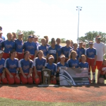Congrats softball….2019 Division I State Runner Up!