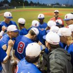 Baseball team sweeps St. Aug in playoffs; head to quarter-finals