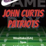 LIVE STREAM vs. Westlake, Georgia today at 2:45!