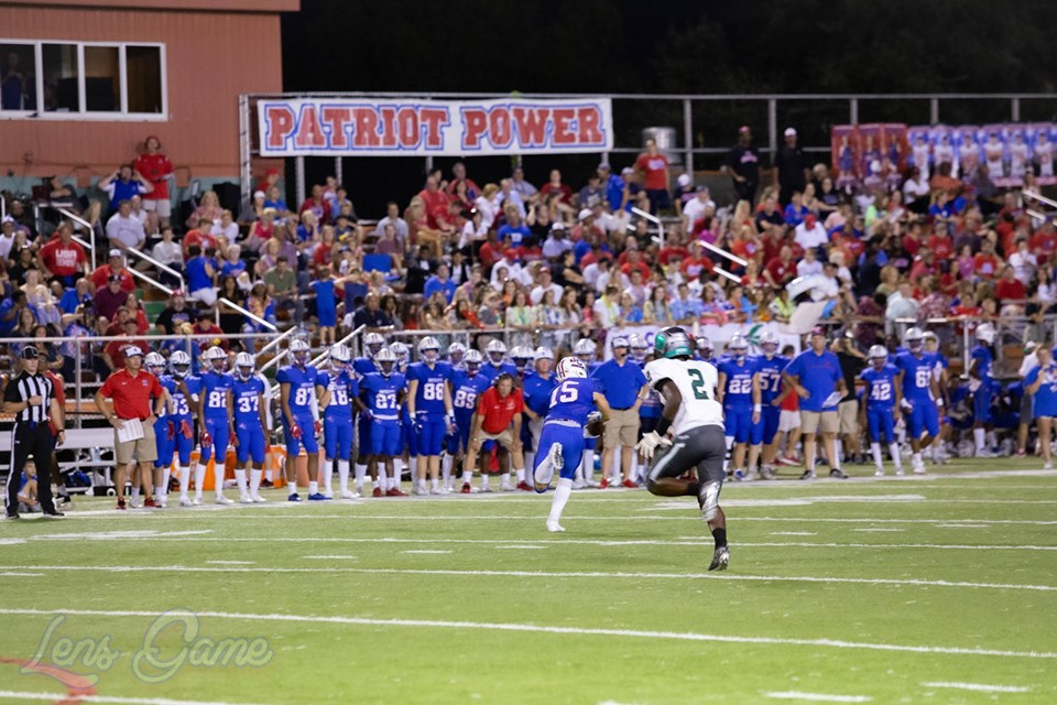 LIVE STREAM vs. Jesuit (Homecoming Game) starts at 6:45 Friday!