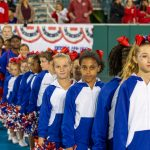 Cheer/Dance/JV Cheer and Pep Squad pictures from Homecoming 2019
