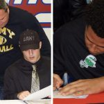 Edit: TWELVE student athletes sign to play at the next level!
