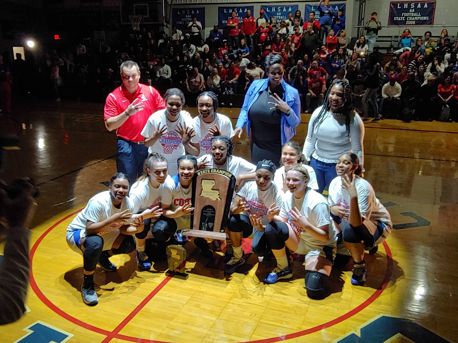 Class 5A/Division I STATE CHAMPIONS!!!