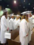 8th grade graduation LIVE STREAM tonight at 6:00!!