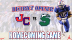 Homecoming game vs. Shaw LIVE STREAM; 6:45 Thursday!