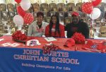 Raven Nunnery signs with the University of Houston!