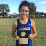 Lily Perez received 17th place at the RGVCCCA  Meet of Champions