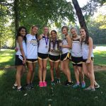 North Murray High School Girls Varsity Cross Country finishes 3rd place