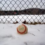 Winter Weather Hampers Baseball Tryouts!
