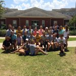 LADY MOUNTAINEERS ATTEND TEAM CAMP