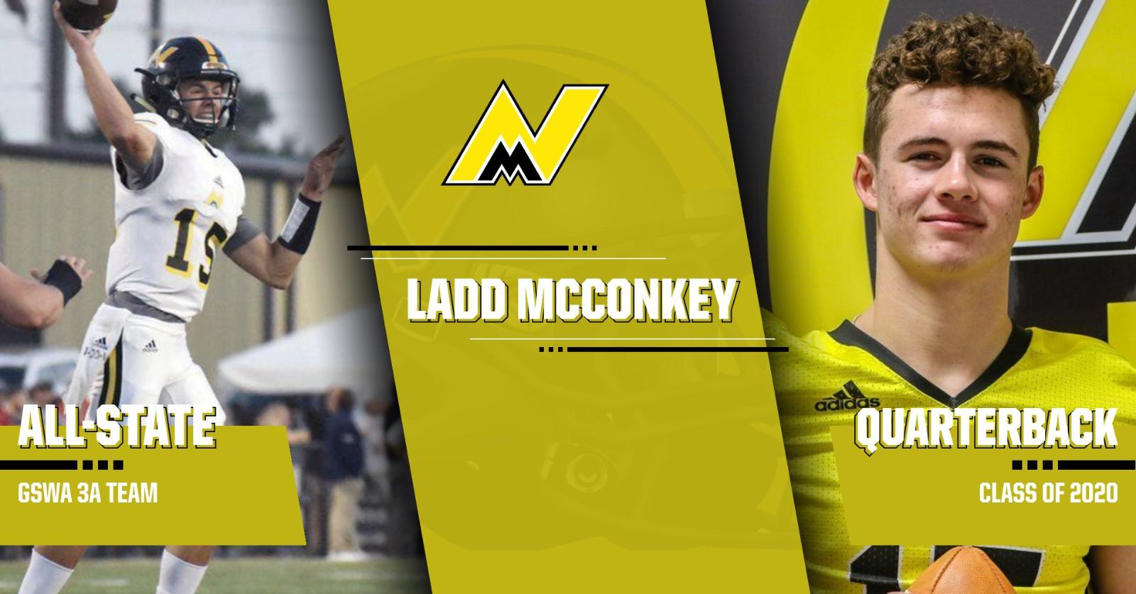 GSWA Honors Ladd McConkey