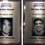 Class 5A – All State Wrestling