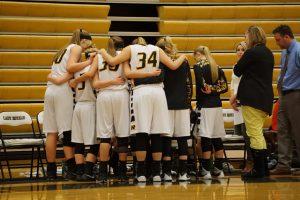 Girls Basketball vs Mtn Crest