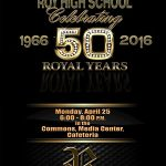 Roy High 50th Anniversary