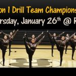 Roy High hosts Region 1 Drill Team Championships
