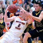Roy High School Boys Varsity Basketball beat Mtn Crest 42-39
