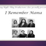 Roy High Presents I Remember Mama