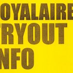 2018-2019 Royalaires Tryouts