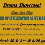 Roy High Drama Showcase