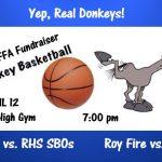 Royal FFA Donkey Basketball