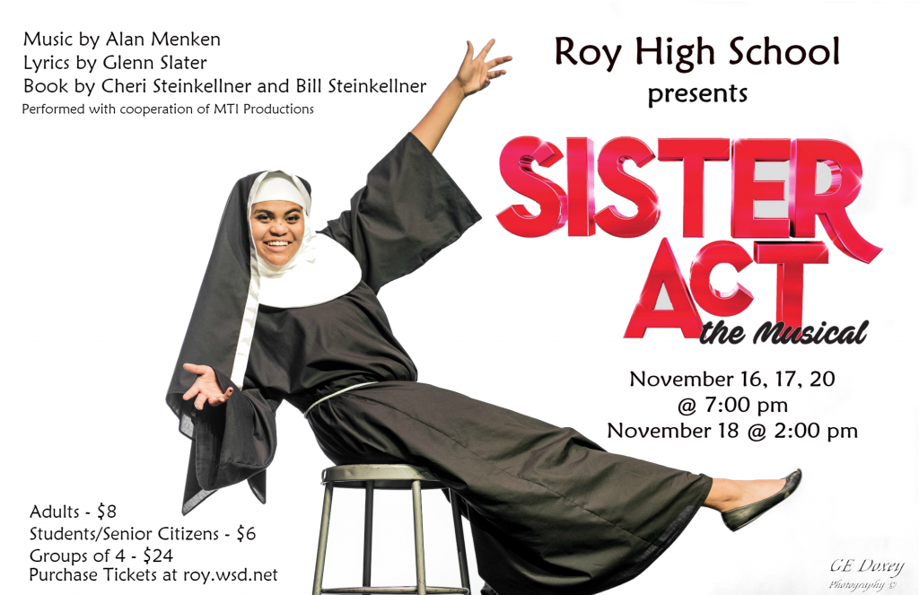 Sister Act Continues!