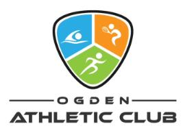 Thank you, Ogden Athletic Club!