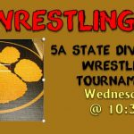 Wrestling goes to State!