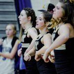 Cheerleaders @ Box Elder