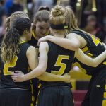 Roy Girls played hard against Viewmont