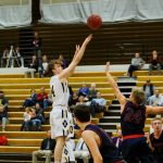 Boys Varsity Basketball falls to Viewmont 64 – 49