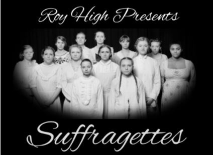 Suffragettes Opens this Weekend!