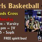 Girls Basketball at Woods Cross