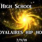 Royalaires Hip Hop Dance – Feb 9th