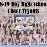 2018-2019 Cheerleaders Tryouts