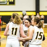 Girls Varsity Basketball falls to Woods Cross 57 – 53