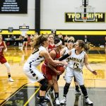 Girls Varsity Basketball beats Bountiful 56 – 40