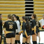 8-28-18 Girls Volleyball vs Weber
